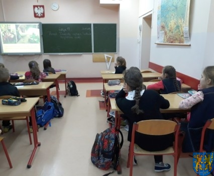 Czwartoklasiści opowiadają o pracy zawodowej swoich rodziców15