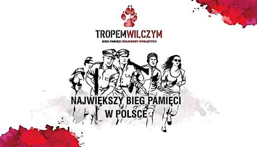 Bieg TROPEM WILCZYM 2019 w Kamieńcu Ząbkowickim