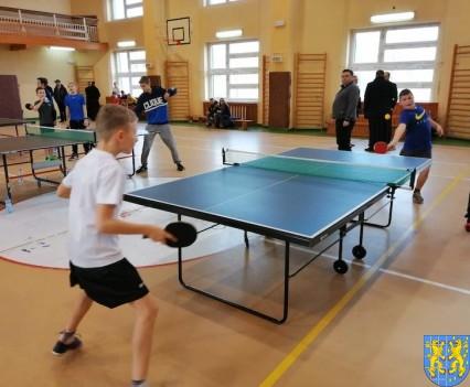 Tenis stołowy i szachy królowały w Kamieńcu Ząbkowickim10
