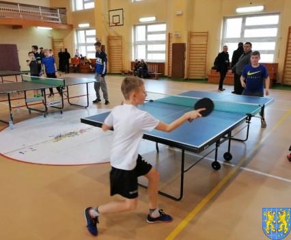 Tenis stołowy i szachy królowały w Kamieńcu Ząbkowickim14