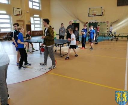 Tenis stołowy i szachy królowały w Kamieńcu Ząbkowickim16