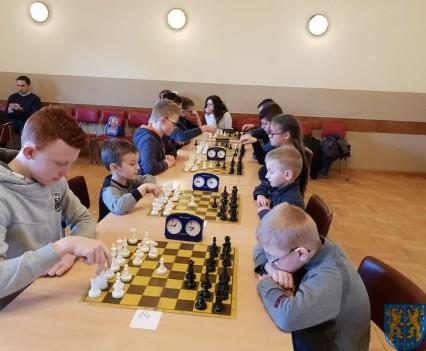 Tenis stołowy i szachy królowały w Kamieńcu Ząbkowickim17