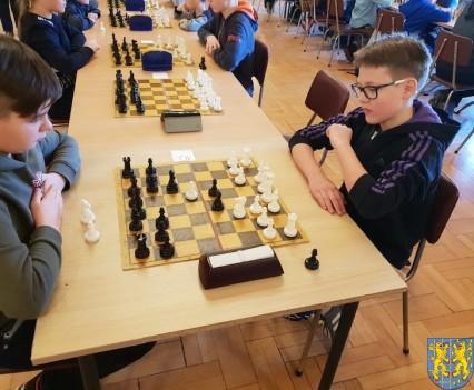 Tenis stołowy i szachy królowały w Kamieńcu Ząbkowickim23