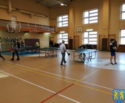 Tenis stołowy i szachy królowały w Kamieńcu Ząbkowickim25