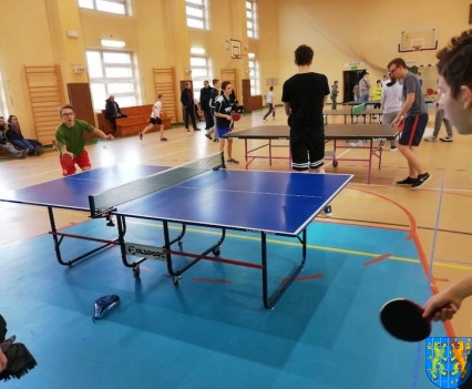 Tenis stołowy i szachy królowały w Kamieńcu Ząbkowickim28
