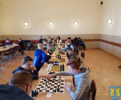 Tenis stołowy i szachy królowały w Kamieńcu Ząbkowickim29