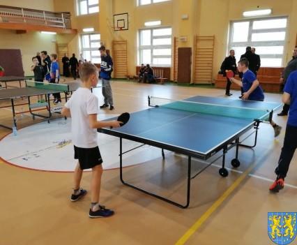Tenis stołowy i szachy królowały w Kamieńcu Ząbkowickim3