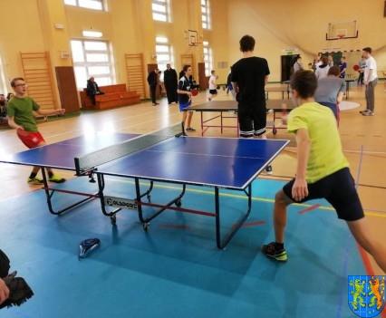 Tenis stołowy i szachy królowały w Kamieńcu Ząbkowickim30