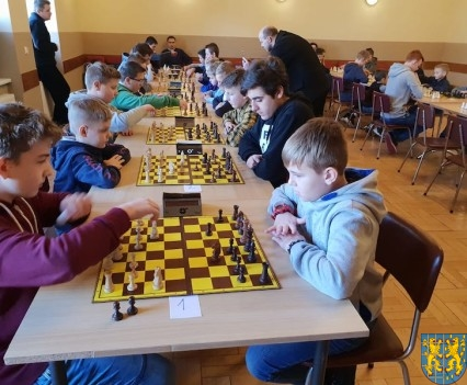 Tenis stołowy i szachy królowały w Kamieńcu Ząbkowickim31