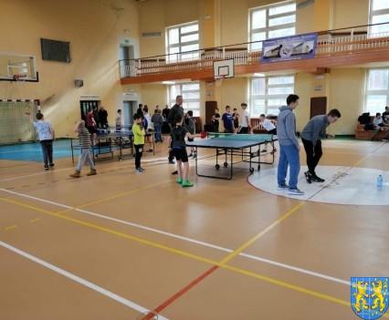 Tenis stołowy i szachy królowały w Kamieńcu Ząbkowickim34
