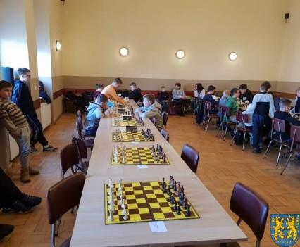 Tenis stołowy i szachy królowały w Kamieńcu Ząbkowickim35