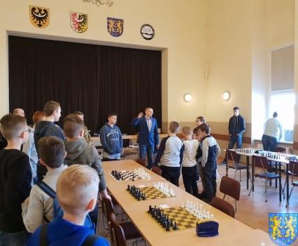 Tenis stołowy i szachy królowały w Kamieńcu Ząbkowickim36