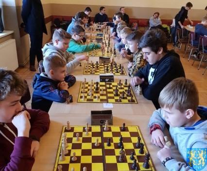 Tenis stołowy i szachy królowały w Kamieńcu Ząbkowickim38