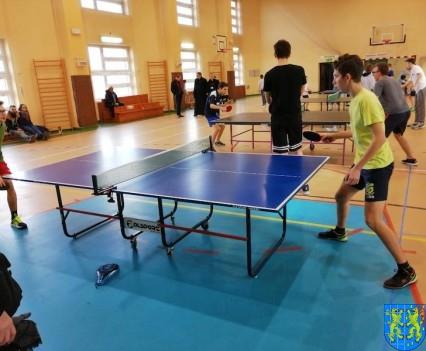 Tenis stołowy i szachy królowały w Kamieńcu Ząbkowickim4