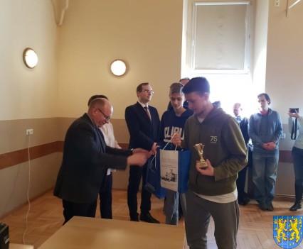 Tenis stołowy i szachy królowały w Kamieńcu Ząbkowickim45