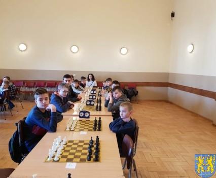 Tenis stołowy i szachy królowały w Kamieńcu Ząbkowickim5