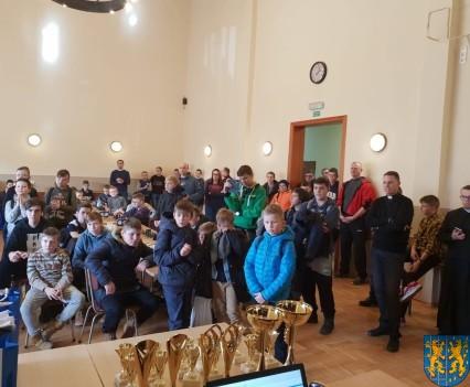 Tenis stołowy i szachy królowały w Kamieńcu Ząbkowickim54