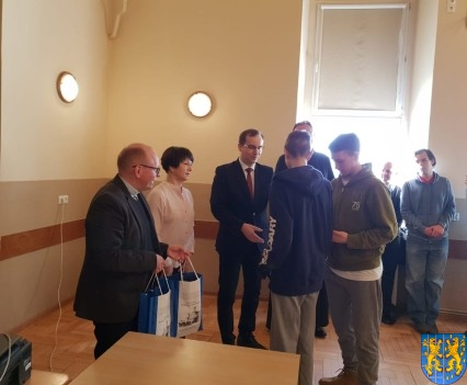 Tenis stołowy i szachy królowały w Kamieńcu Ząbkowickim55