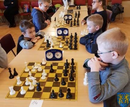 Tenis stołowy i szachy królowały w Kamieńcu Ząbkowickim7