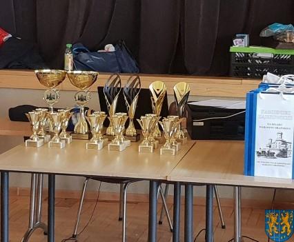 Tenis stołowy i szachy królowały w Kamieńcu Ząbkowickim73