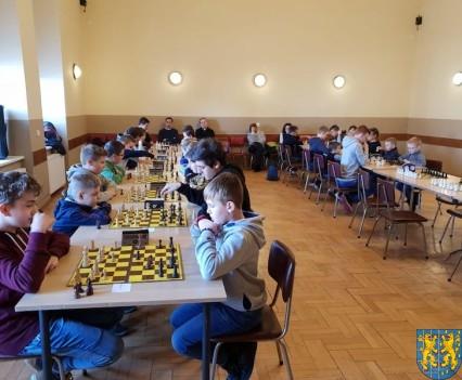 Tenis stołowy i szachy królowały w Kamieńcu Ząbkowickim8