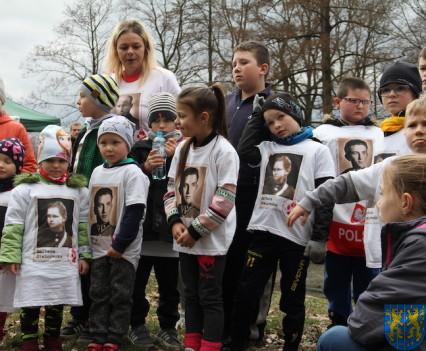 Bieg Tropem Wilczym bieg pamięci o najszlachetniejszych Polakach118