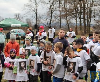 Bieg Tropem Wilczym bieg pamięci o najszlachetniejszych Polakach119