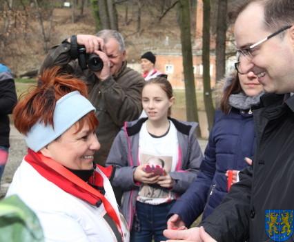 Bieg Tropem Wilczym bieg pamięci o najszlachetniejszych Polakach132