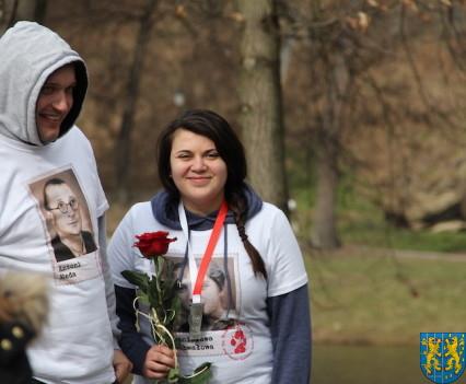 Bieg Tropem Wilczym bieg pamięci o najszlachetniejszych Polakach133