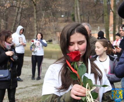 Bieg Tropem Wilczym bieg pamięci o najszlachetniejszych Polakach134