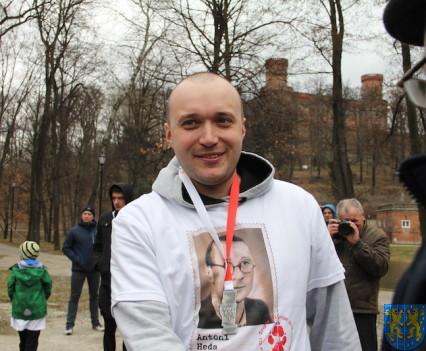 Bieg Tropem Wilczym bieg pamięci o najszlachetniejszych Polakach150