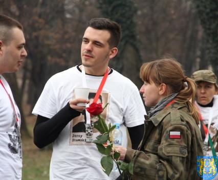 Bieg Tropem Wilczym bieg pamięci o najszlachetniejszych Polakach157