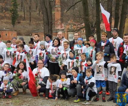 Bieg Tropem Wilczym bieg pamięci o najszlachetniejszych Polakach161