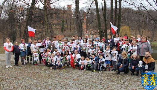 Bieg Tropem Wilczym 2019 w Kamieńcu Ząbkowickim (FOTOREPORTAŻ)