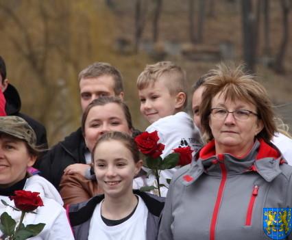 Bieg Tropem Wilczym bieg pamięci o najszlachetniejszych Polakach165