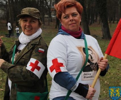Bieg Tropem Wilczym bieg pamięci o najszlachetniejszych Polakach17