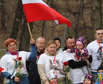 Bieg Tropem Wilczym bieg pamięci o najszlachetniejszych Polakach170