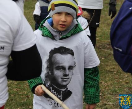 Bieg Tropem Wilczym bieg pamięci o najszlachetniejszych Polakach21