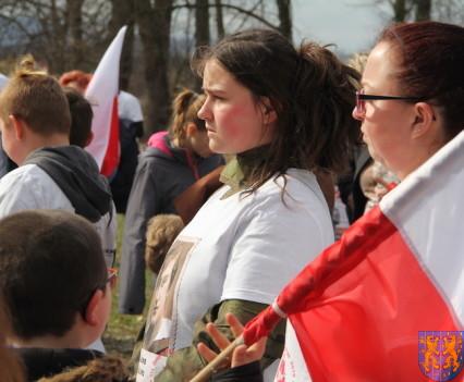 Bieg Tropem Wilczym bieg pamięci o najszlachetniejszych Polakach32