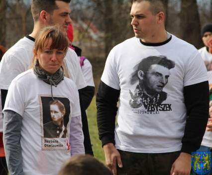 Bieg Tropem Wilczym bieg pamięci o najszlachetniejszych Polakach33