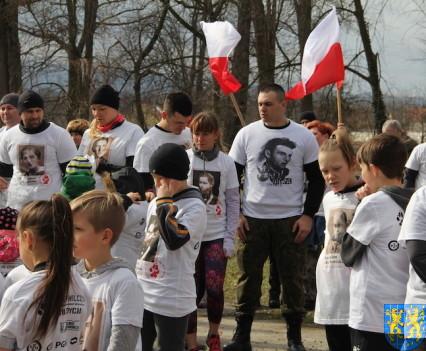 Bieg Tropem Wilczym bieg pamięci o najszlachetniejszych Polakach35