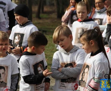 Bieg Tropem Wilczym bieg pamięci o najszlachetniejszych Polakach36