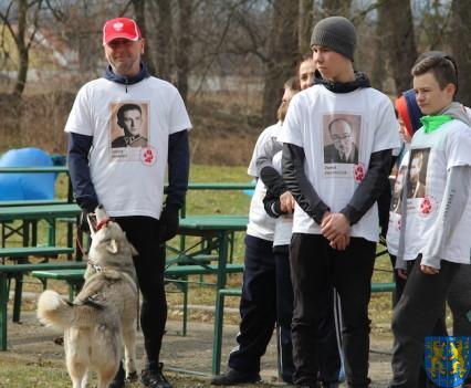 Bieg Tropem Wilczym bieg pamięci o najszlachetniejszych Polakach37
