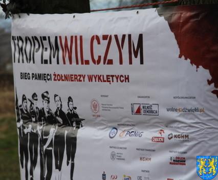 Bieg Tropem Wilczym bieg pamięci o najszlachetniejszych Polakach40