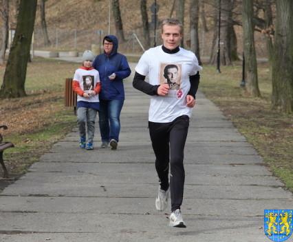 Bieg Tropem Wilczym bieg pamięci o najszlachetniejszych Polakach64