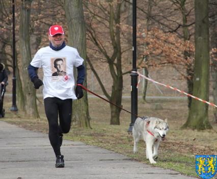Bieg Tropem Wilczym bieg pamięci o najszlachetniejszych Polakach65