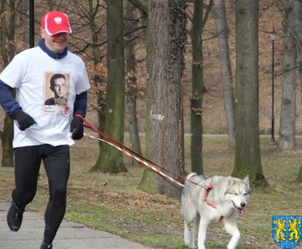 Bieg Tropem Wilczym bieg pamięci o najszlachetniejszych Polakach66