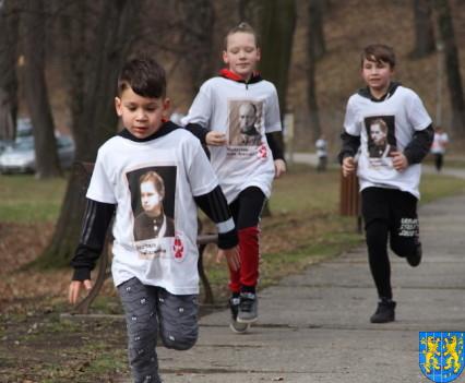 Bieg Tropem Wilczym bieg pamięci o najszlachetniejszych Polakach82