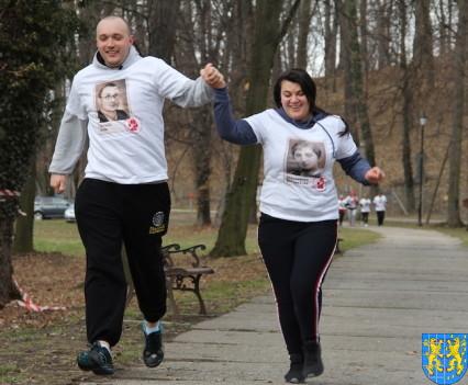 Bieg Tropem Wilczym bieg pamięci o najszlachetniejszych Polakach88