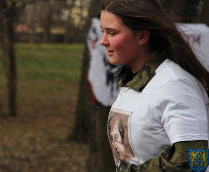 Bieg Tropem Wilczym bieg pamięci o najszlachetniejszych Polakach93